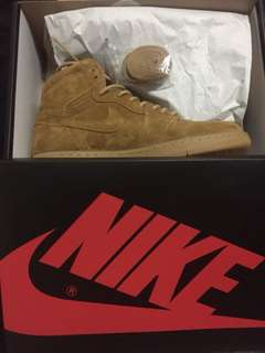 BNIB NIKE AIR JORDAN OG 1 WHEAT/GOLDEN HARVEST