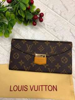 LV Wallet with Dustbag