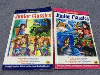 Junior Classics Four-in-One
