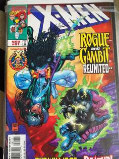 X-men # 81, Marvel comics
