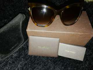 REPRICED Authentic Tom Ford Anoushka sunglasses