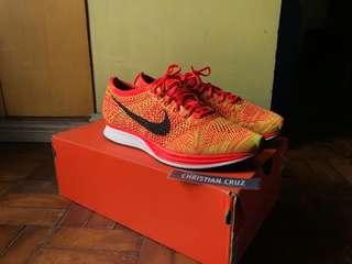 Nike Flyknit Racer Hot Cheetos