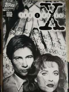 X-Files comics, ashcan edition