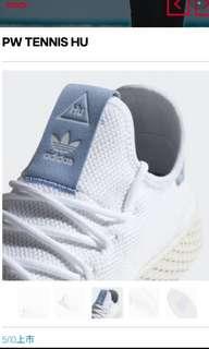🚚 Adidas pw tennis hu 菲董聯名