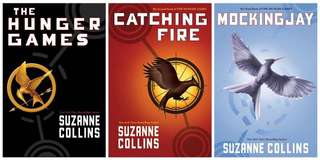 Hunger Games Series Bundle (EBOOK)