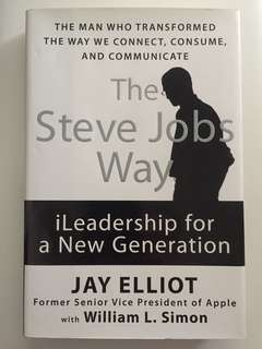 The Steve Job Way (hardcover)