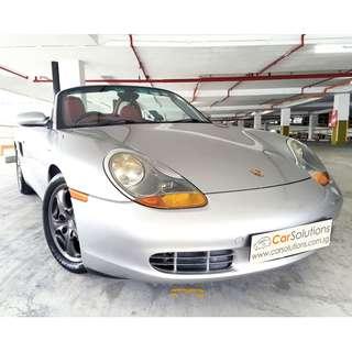 Porsche Boxster 2.9 Auto PDK