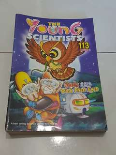 🚚 Young Scientists Level 1 113-122