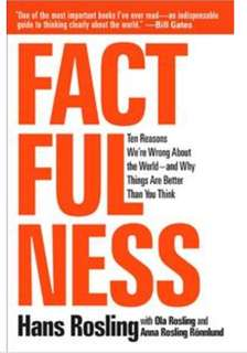 Ebook Factfulness - Hans Rosling