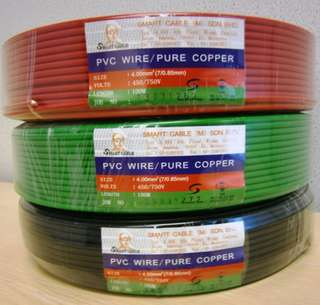 Pvc cable 4mm