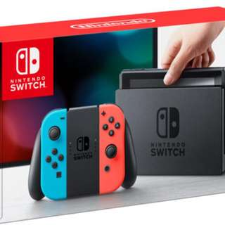 Nintendo Switch BNIB