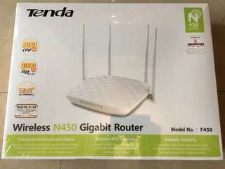 Wireless N450 Router