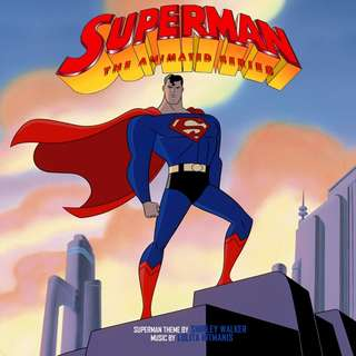 [Anime] Superman: The Animated Series (1996) Complete