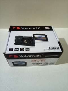 Nakamichi dashcam