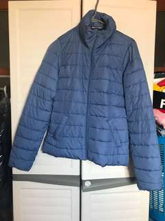 Hollister Puffy/Winter Jacket