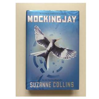 Mockingjay (The Hunger Games) Hardcover Book