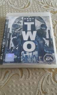 PS3 Army Of Two: Devil's Cartel Game