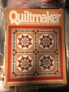 Patchwork & quilting magazines