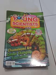 🚚 Young Scientists Level 3
