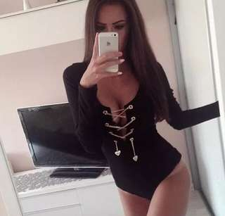 Pending// Womens Bodysuit