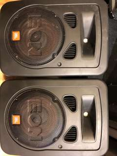 JBL EON10 G2 Powered speaker (Pair)