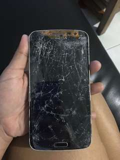 DEFECTIVE UNIT SAMSUNG GALAXY GRAND 2