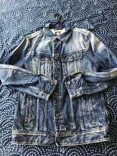 G star denim jacket