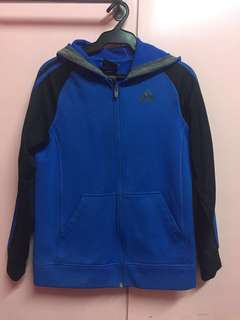 Authentic adidas jacket hoodie