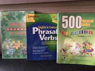 English Grammer Books