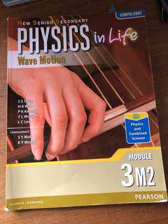 Physics in Life Wave Motion 3M2 DSE