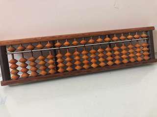 Preloved Abacus
