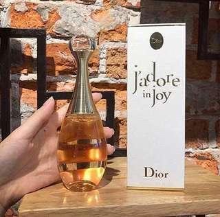 Dior Jadore in Joy Ori New Box