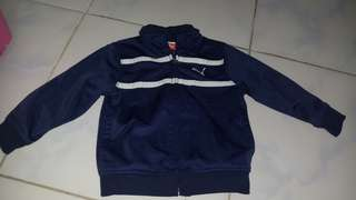 Puma jacket for 2yrs old