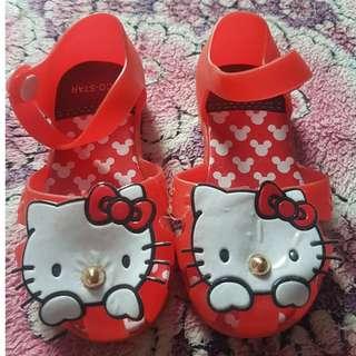 Mini Mel Hello Kitty Red