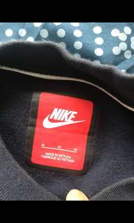 Nike tech jumper