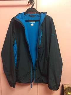 Authentic columbia jacket hoodie