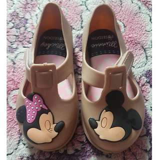Mini Mel Mickey close shoe