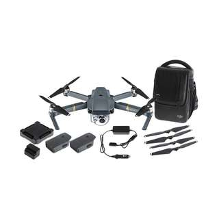 Kredit Drone DJI Mavic Pro Combo ( Garansi International)