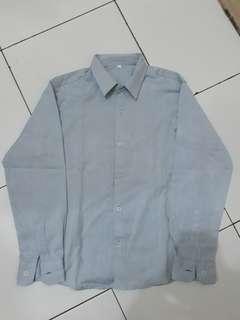 Shirt chambray size L