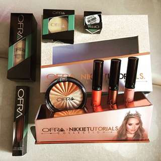 🚚 Genuine Ofra Makeup Set