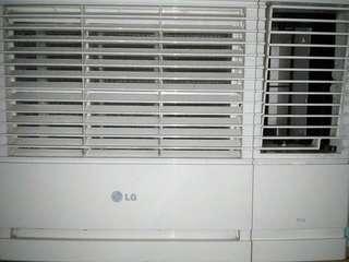 LG Aircon 0.8hp