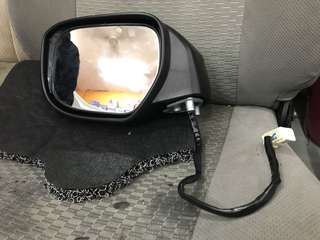 Honda City 1.5 Autofold Side Mirror (LEFT SIDE ONLY)