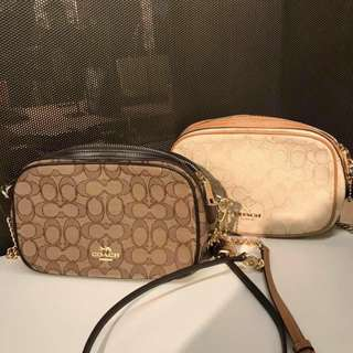 Coach Bags (Authentic Quality)