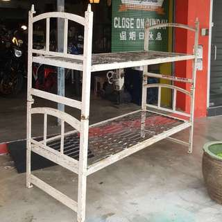Antique Army Bunk Beds