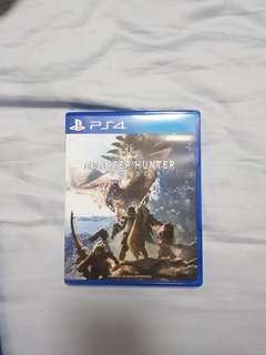 Monster Hunter (PS4)