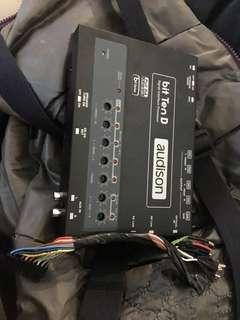 Car audio DSP Audison Bit Ten D,