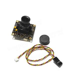 DC12V 1/3 960H CCD 700TVL 2.8mm Lens Wide Angle Camera for FPV QAV250 NTSC