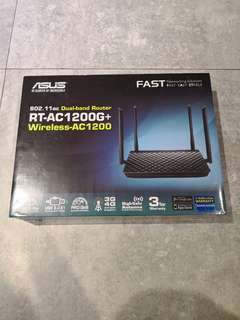 Asus Router AC1200G+ FAST SPEED