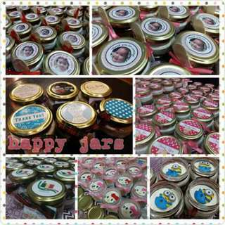 Cake in a Jars by Happy Jars