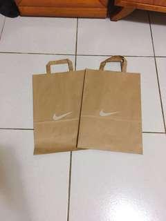 🚚 品牌紙袋 nike